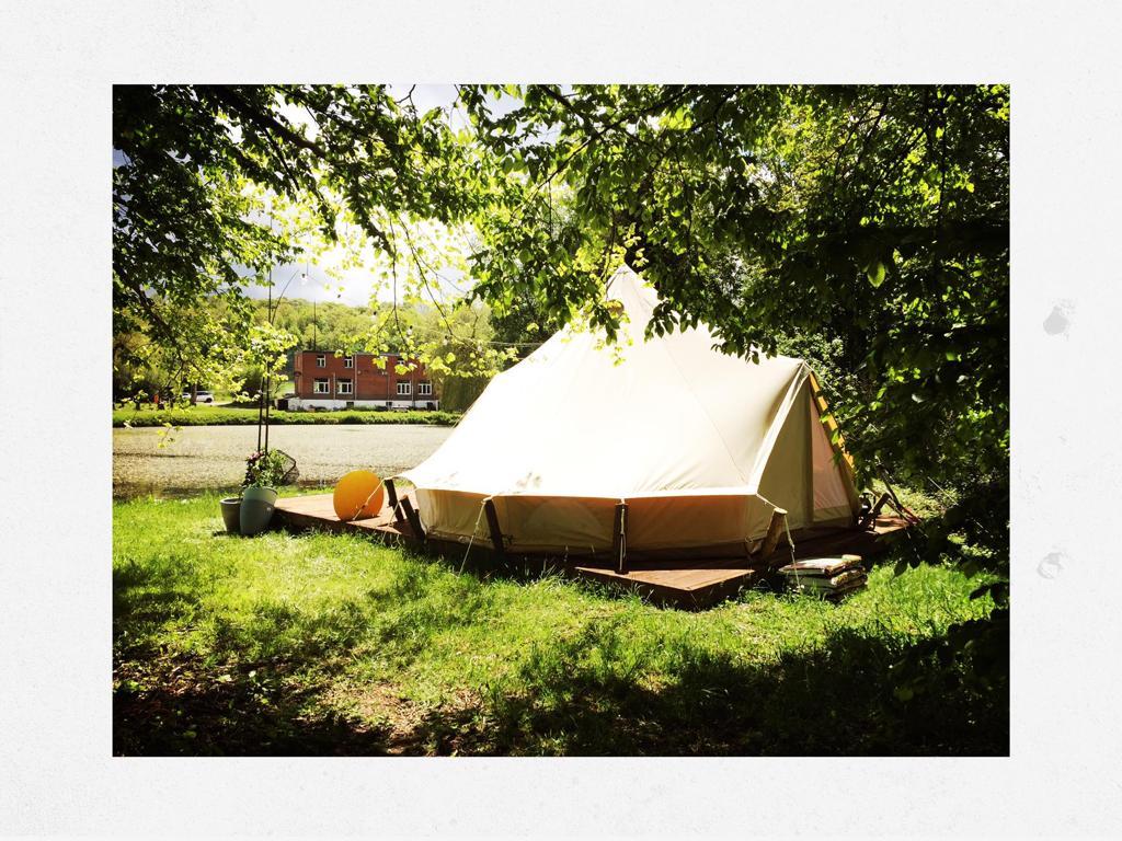 Naturia - tente safari pêcheurs 3